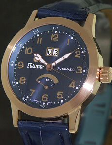 Tutima Pilot Fx wrist watches