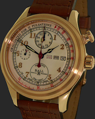 Ball Trainmaster Wrist Watches Trainmaster Doctor