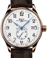 Ball Watches NM3888D-PG-LCJ-WH