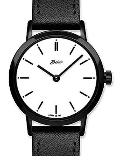 Belair Watches A4221BK/S-WT/BK