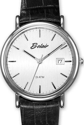 belair men casual wrist watches white dial a4152w s wht belair men casual wrist watches white dial a4152w s wht