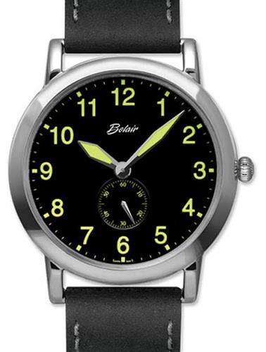 Belair Watches A4196W/S-BLK
