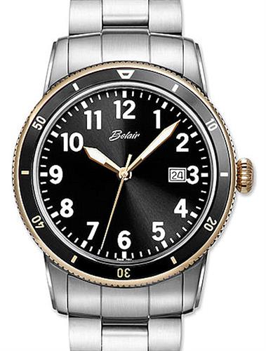 Belair Watches A8830T/B-BLK