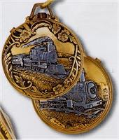 Belair Pocket Watches Pockets Railroad Watch W Trains