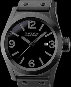 Brera Orologi Eterno Wrist Watches All Black Eterno Solo