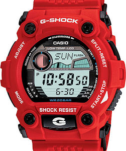 Casio Watches G7900A-4