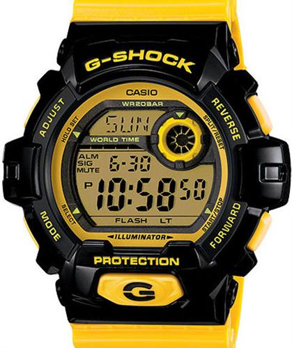Casio Watches G8900SC-1YCR