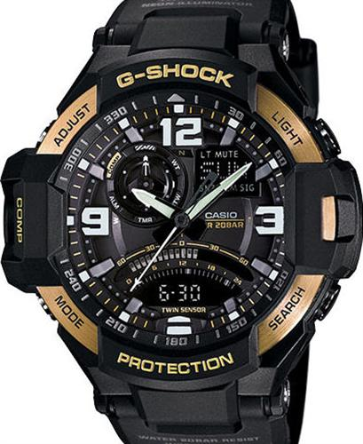 Casio Watches GA1000-9GCR