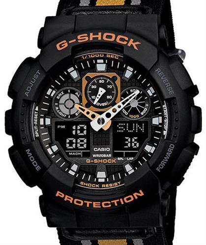 Casio Watches GA100MC-1A4CR