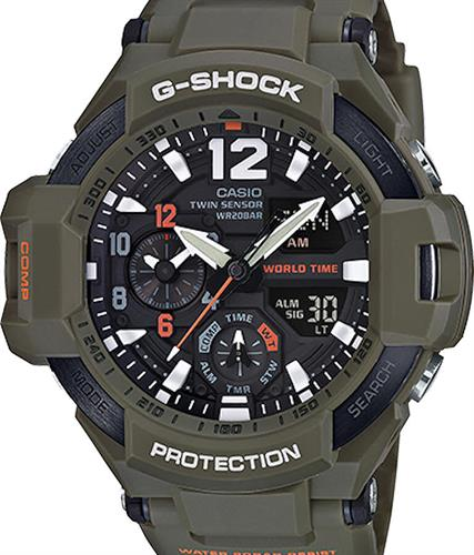 Casio Watches GA1100KH-3ACR