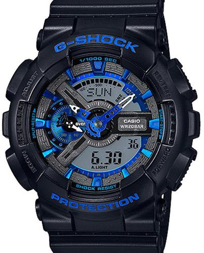 casio g shock wrist watches g shock ana digi green. Black Bedroom Furniture Sets. Home Design Ideas
