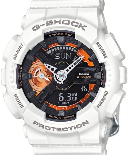 G Shock Black And White Series