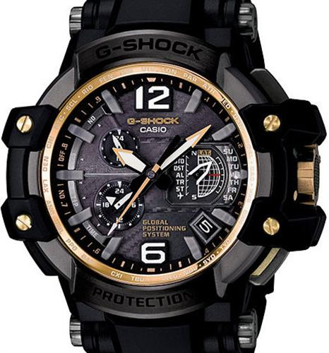 Casio Watches GPW1000FC-1A9CR