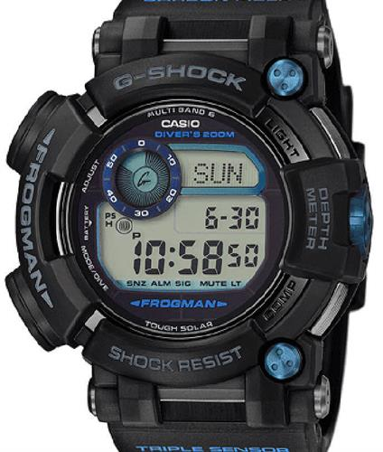 Casio Watches GWFD1000B-1CR