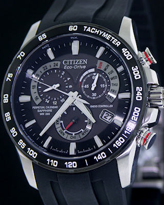 Citizen Atomicradio Controlled Wrist Watches Atomic Chronograph