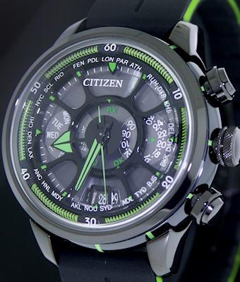 Citizen Satellite Wave Wrist Watches Satellite Wave