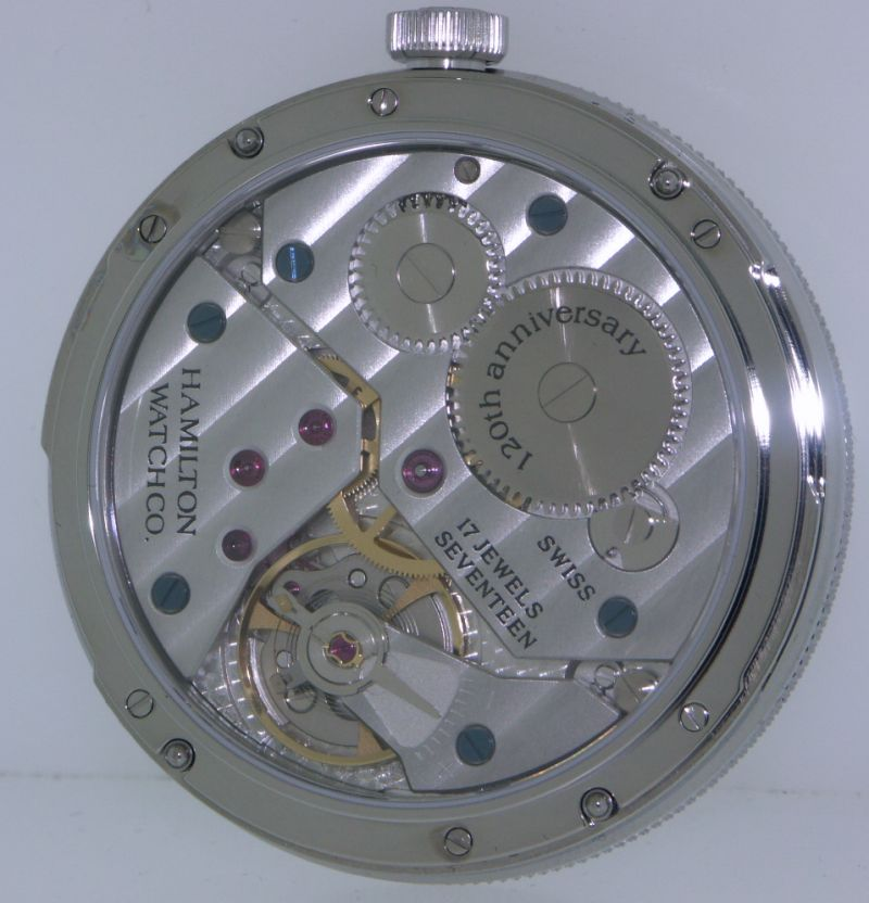 Hamilton Khaki Wrist Watches Khaki 120th Anniversary