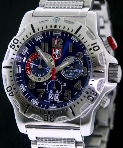 Luminox Watches A.8154.RP