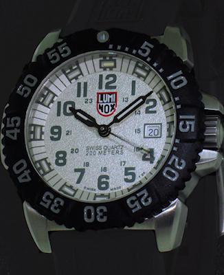 Luminox Us Navy Seal Wrist Watches Evo Seal Silver