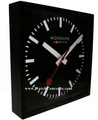 Reloj bijoux terner quartz steel back cover japan movt - Mondaine wall clock cm ...