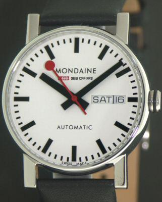Mondaine Railways Watch Wrist Watches Official Railways