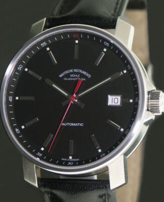 Muhle glashutte 29er wrist watches muhle city automatic 29er m1 25 23lb for Muhle watches