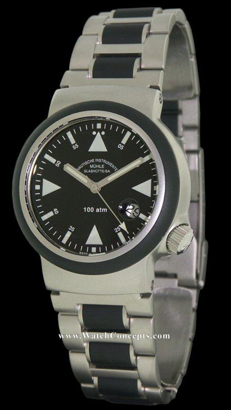 Muhle Glashutte Search And Rescue wrist watches: Search And Rescue (s.