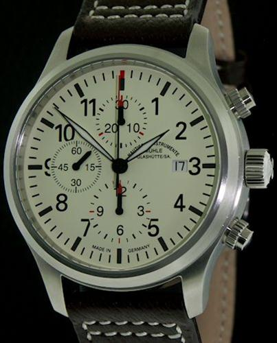 Muhle glashutte terranaut wrist watches terra sport i chronograph m1 37 77 lb for Muhle watches