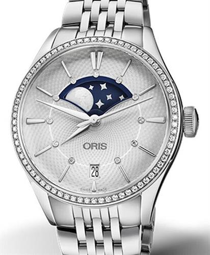 Oris Watches 01 763 7723 4951-07 8 18 79