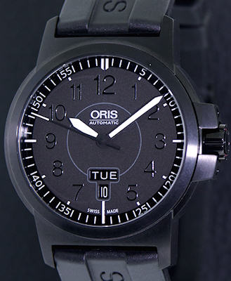 Oris Big Crown Wrist Watches Bc3 Advanced Day Date Black