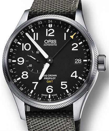 Oris Watches 01 748 7710 4164-07 5 22 17FC