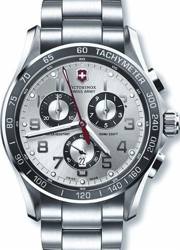 Swiss Military Watch on Victorinox Swiss Army Chrono Classic Wrist Watches  Chrono Classic Xls