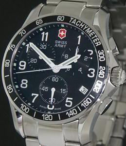 Victorinox Swiss Army Chrono Classic Wrist Watches