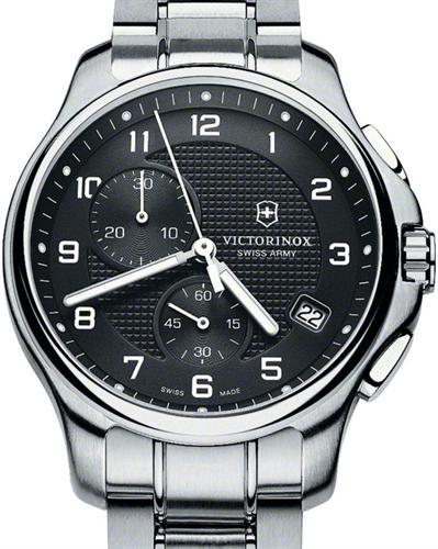Victorinox Swiss Army I N O X Wrist Watches Officer S