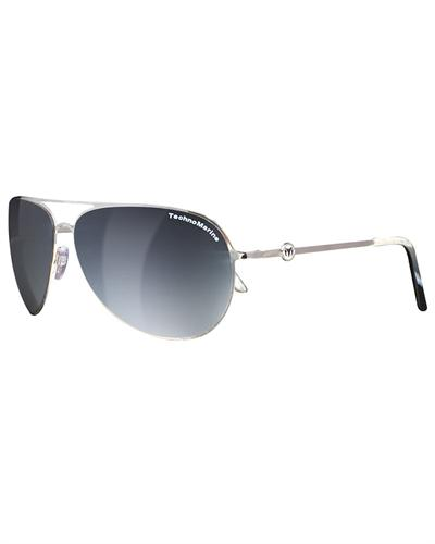 technomarine sunglasses cruise steel collection grey ecs13
